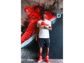 adidas Derrick Rose Take On Summer Tour China 18