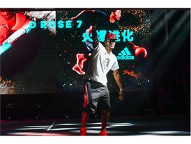 adidas Derrick Rose Take On Summer Tour China 12