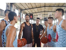 adidas Derrick Rose Take On Summer Tour China 6
