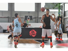 adidas Derrick Rose Take On Summer Tour China 4