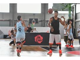 adidas Derrick Rose Take On Summer Tour China 4