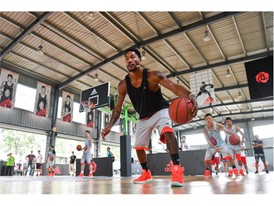 adidas Derrick Rose Take On Summer Tour China 3