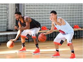adidas Derrick Rose Take On Summer Tour China 1