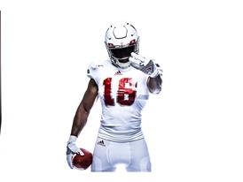 The University of Nebraska and adidas Unveil New Husker Chrome Alternative Uniforms