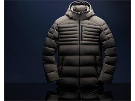 AX6149 Functional Down Jacket Detail
