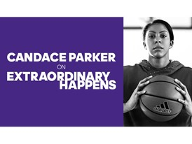 Extraordinary Happens Episode Art Candace Parker