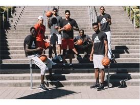 adidas Basketball Rookies 01