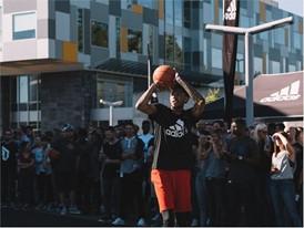 adidas Basketball Rookies 22