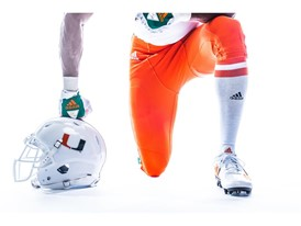 Miami Legend Of The U Helmet