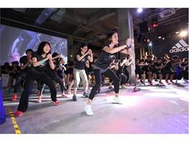 """adidas Runners of Tokyo"" 03"