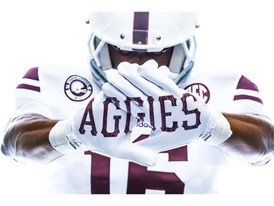 TAMU Junction Made Gloves