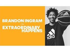 Extraordinary Happens - Brandon Ingram