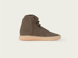Yeezy Boost 750 light brown (4)