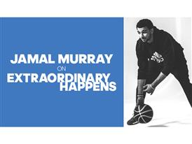 Extraordinary Happens Episode Art Jamal Murray