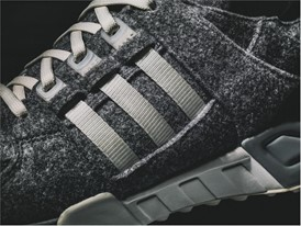 adidas WinterWool EQT Detail Side