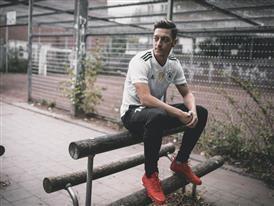 Mesut Özil DFB Confed Cup Jersey 2