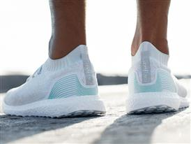 adidas unveils UltraBOOST Uncaged Parley, the first mass-produced running shoe made from Parley Ocean Plastic