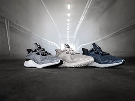 adidas Unveils AlphaBOUNCE with Engineered Mesh