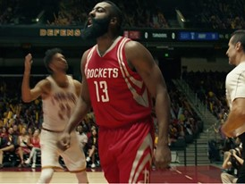 James Harden Stars in Final Sport16 Chapter