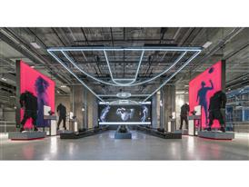 adidas NYC Flagship 5th Ave Interior Shot 1