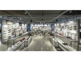 adidas NYC Flagship 5th Ave Interior Shot 5