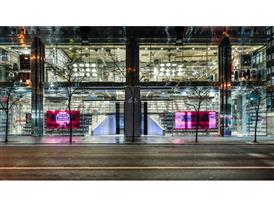 adidas NYC Flagship 5th Ave Exterior Shot 3