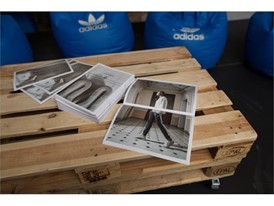 adidas Originals x Plisskën_adidas lounge area