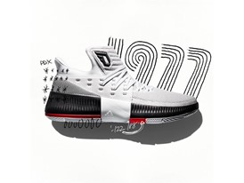 adidas Dame 3 Rip City BB8268 Hero 1 S