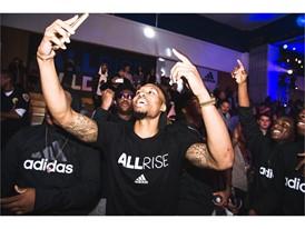 adidas Dame3 Oakland High 6
