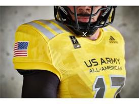 2017 Army All-American Bowl West Flag