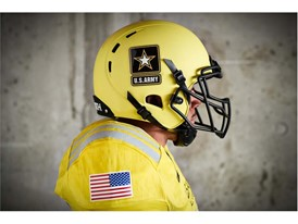 2017 Army All-American Bowl West Helmet