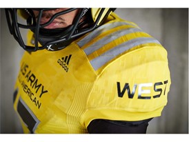 2017 Army All-American Bowl West Shoulder Pads
