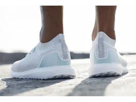 UltraBOOST Uncaged Parley: Parley Ocean Plastiği Kullanılarak Üretilen ve Seri Üretimi Yapılan İlk Performans Ayakkabısı
