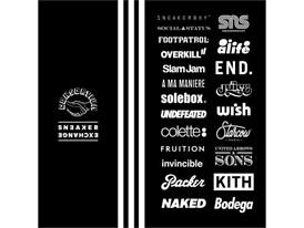 adidas Sneaker Exchange - Partner Logos