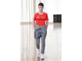 Fußball trifft Fashion