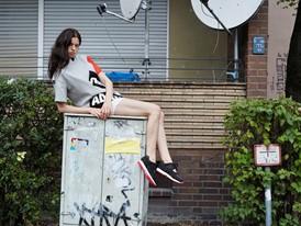 adidas Originals EQT BB2344 Lily McMenamy