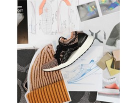 ULTRABOOST X DESIGN VISUAL