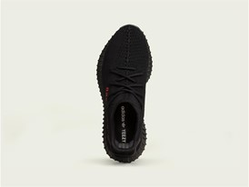 adidas - KANYE WEST - YEEZY BOOST 350 V2 Black-Red_Adult (3)