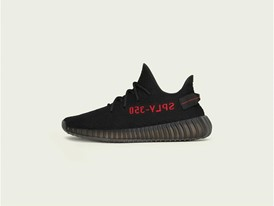 adidas - KANYE WEST - YEEZY BOOST 350 V2 Black-Red_Adult (4)