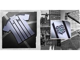 Figueirense apresenta novo uniforme da parceria com adidas