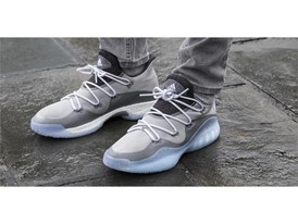 adidas Crazy Explosive Low Grey 5