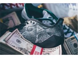 adidasFootball MoneyPack Black detail