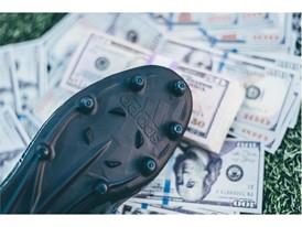 adidasFootball MoneyPack blackplate