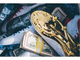 adidasFootball MoneyPack goldplate