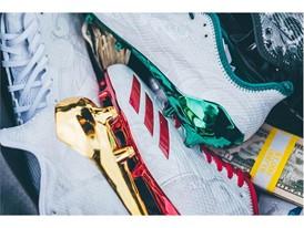adidasFootball MoneyPack red-green detail