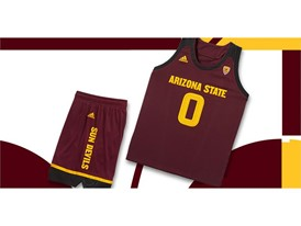 adidas NCAA Create Yours ASU Womens 3
