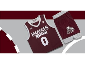 adidas NCAA Create Yours Mississippi State Mens 4