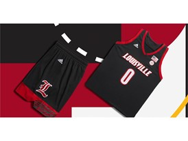 adidas NCAA Create Yours Louisville Womens 1
