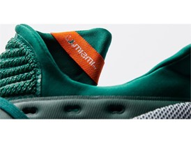 adidas NCAA Create Yours Miami Footwear 2