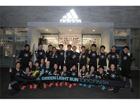 信号機に捕まらずノンストップで東京を走破!前代未聞のフルマラソン 『GREEN LIGHT RUN TOKYO』開催!